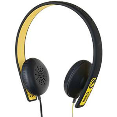 Ecko Fusion Over The Ear Noise Reduction Yellow