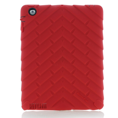 Gumdrop iPad Air Drop Series Case Black/Red