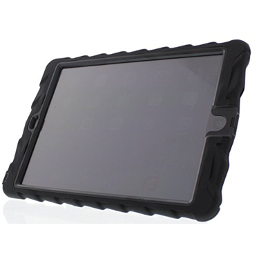 Gumdrop iPad Air Hideaway Case with Stand Black