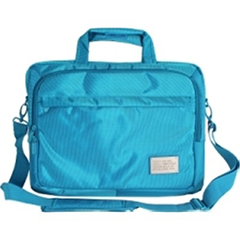 ToteIt! Laptop Bag Deluxe 15.6in Light Blue