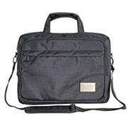 ToteIt! Laptop Bag Deluxe 15.6in Black