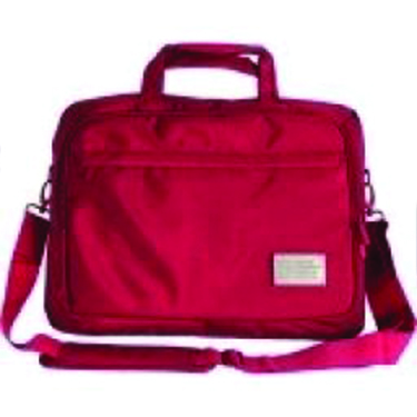 ToteIt! Laptop Bag Deluxe 15.6in Red