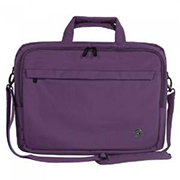 ToteIt! Laptop Bag Deluxe 17.3in Purple
