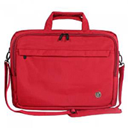 ToteIt! Laptop Bag Deluxe 17.3in Red