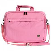 ToteIt! Laptop Bag Deluxe 17.3in Pink