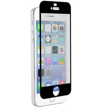 Nitro iPhone 5/5S/5C/SE Tempered Glass Black Bezel