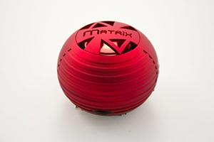 Matrix NRG Rechargeable Pocket 3W Speaker Red
