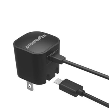 Digipower Wall Charger 1amp Micro Connector 5ft *see 47769