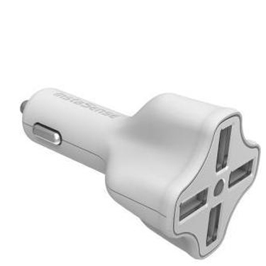 Digipower Car Charger 6.2amp InstaSense 4Port USB