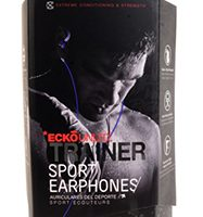 Ecko Trainer Sport Earbuds w/Mic & Control Blue