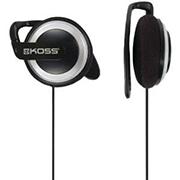 Koss Ear Sport Clips KSC21k Lightweight Black/Silver