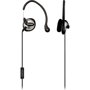 Koss Ear Sport Clips KSC22i Lightweight Black/Silver