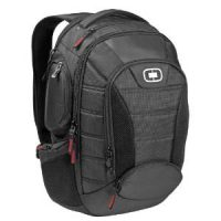 Ogio Backpack Bandit 15.5in Black