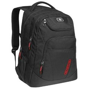 Ogio Backpack Tribune 17in Black