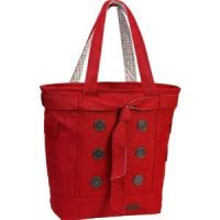 Ogio Women Tote Hamptons 15in Red