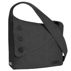 Ogio Women Tablet Purse Brooklyn Black