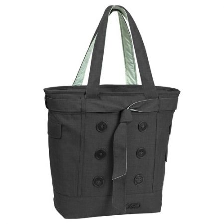 Ogio Women Tote Hamptons 15in Black