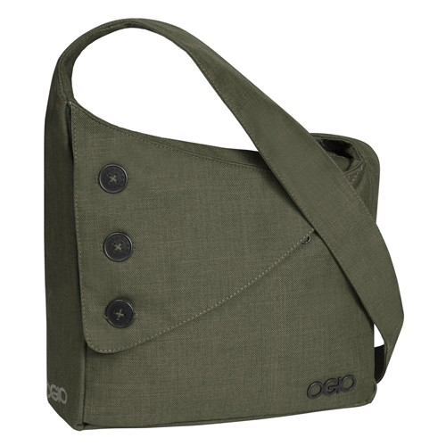 Ogio Women Tablet Purse Brooklyn Terra Olive