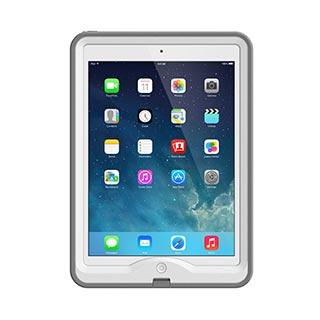 Lifeproof iPad Air Nuud White/Grey