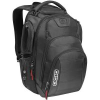 Ogio Backpack Gambit 17in Black