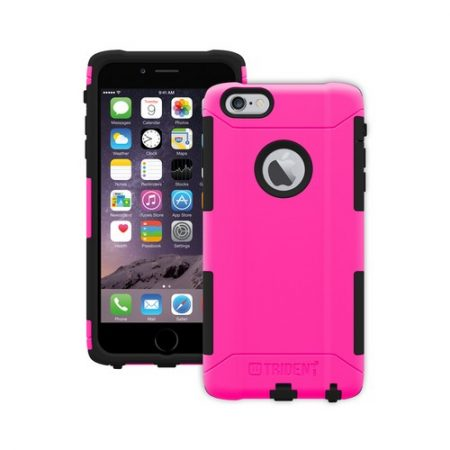 Trident iPhone 6+/6S+ Aegis Pink/Black