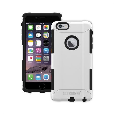 Trident iPhone 6+/6S+ Aegis White/Black