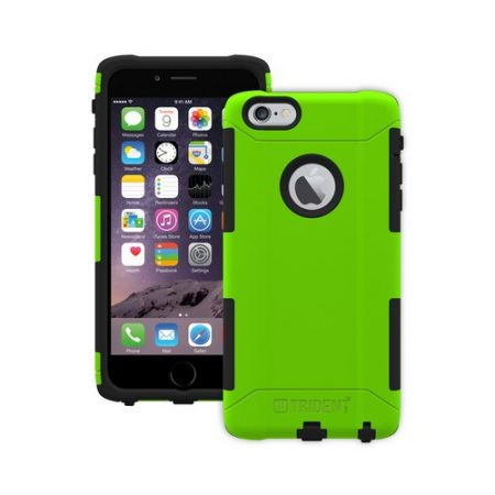 Trident iPhone 6+/6S+ Aegis Green/Black