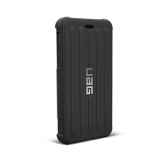 UAG iPhone 6+/6S+ Folio Scout Black/Black