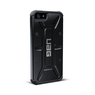 UAG iPhone 5/5S/SE Scout Black/Black