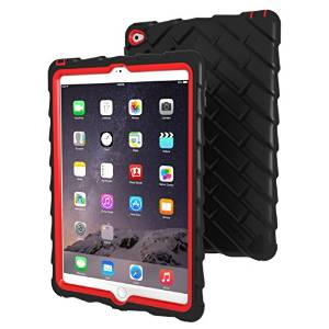 Gumdrop iPad Air 2 Drop Tech Black/Red