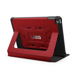 UAG iPad Air 2 Folio Rogue Red/Black