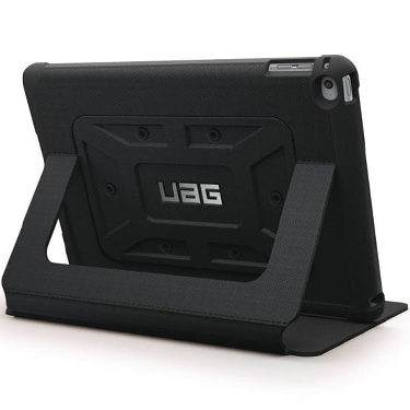 UAG iPad Air 2 Folio Scout Black/Black