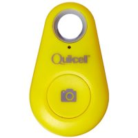 Colour Burst Wireless BT Selfi eShutter w/RC 33ft Yellow