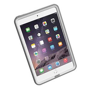 Lifeproof iPad Mini 1/2/3 Fre White/Grey
