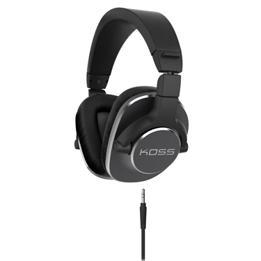 Koss Headphone Pro 4S Full Size Dynamic Studio Blk/Silver