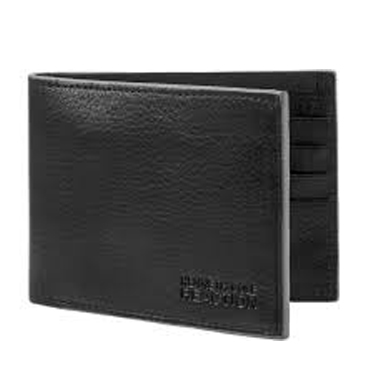 Kenneth Cole Reaction RFID Blocking Slim Billfold Leather