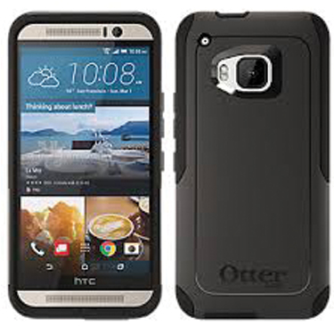 huge selection of 3ee11 380ad OtterBox HTC One M9 Commuter Black Black