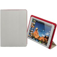RivaCase Universal Tablet Case 10.1in 3127 White/Red