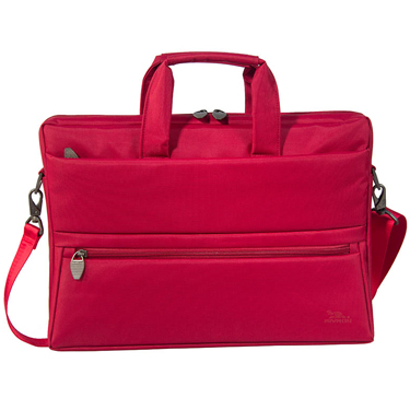 RivaCase Laptop Bag 15.6in Tiergarten 8630 Red