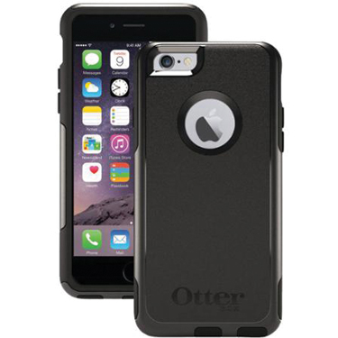 OtterBox iPhone 6+/6S+ Commuter Black/Black