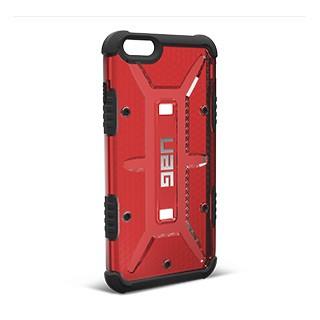 UAG iPhone 6+/6S+ Magma Red Black