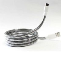 Fuse Chicken Titan Micro USB Coiled Steel Cable