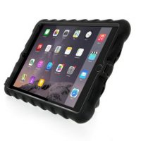 Gumdrop iPad Mini 4 Hideaway Case With Stand Black