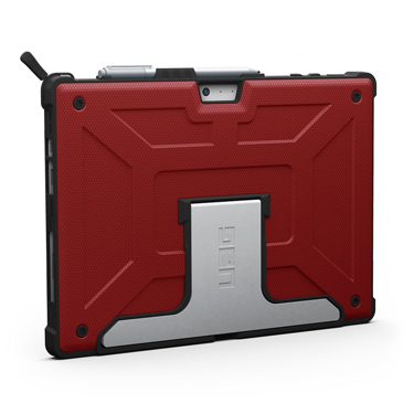 UAG Microsoft Surface Pro 4 Rogue Red/Black