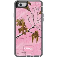 OtterBox iPhone 6/6S Defender Camo Realtree Xtra Pink/Grey
