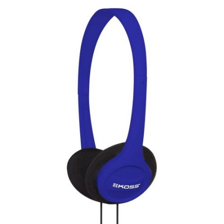 Koss Headphone KPH7 Portable On Ear Blue