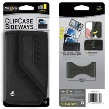 Nite Ize Universal Clip Case Cargo Sideways XL