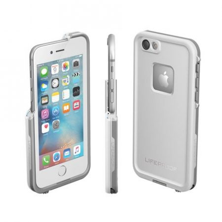 Lifeproof iPhone 6/6S Fre White/Grey Avalanche