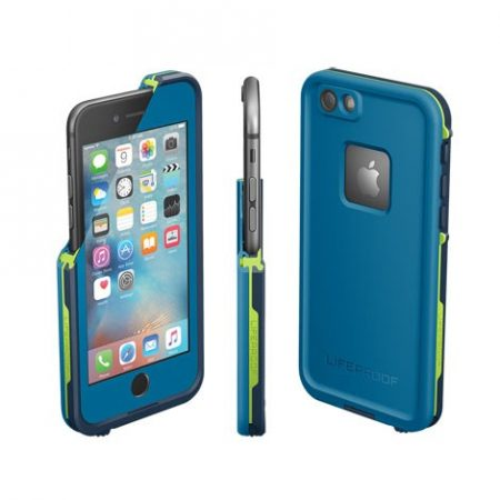 Lifeproof iPhone 6/6S Fre Blue/Lime Green Banzai