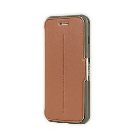 OtterBox iPhone 6+/6S+ Strada Folio Leather Brown